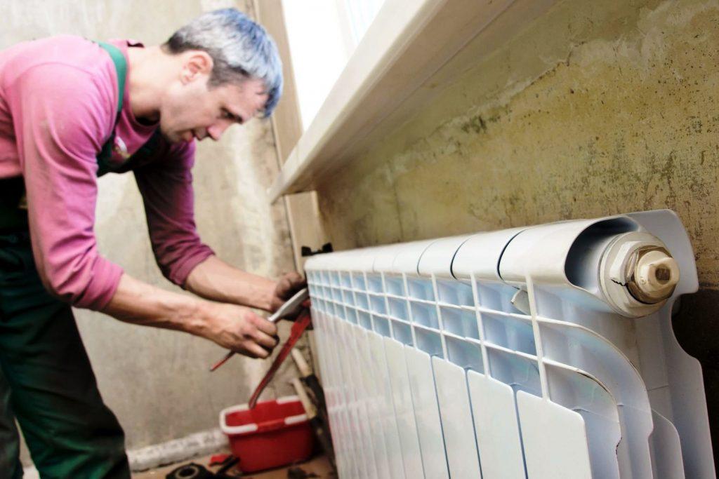 Монтаж радиаторов и систем отопления в Нижнем Новгороде