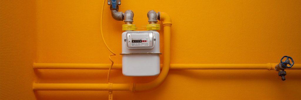 Замена газовых счётчиков