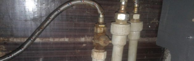 Установка счетчика холодной воды в Ленинском районе